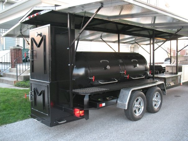Rig with Smoker